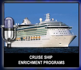 Cruiseshipenrichmentprograms