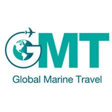An image of the logo for Global Marine Travel