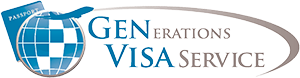 Image of the GENerations Visa Service Logo