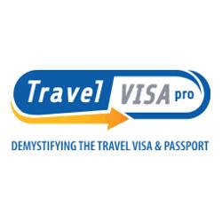 Image of the Travel Visa Pro Logo
